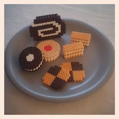 Cookies hama beads by miarydstrom