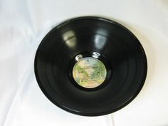 Manfred Mann's Earth Band RePurposed Record by ROCKANDROLLCOASTERS, $15.00