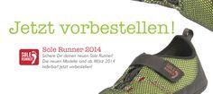 #Preorder! Jetzt #vorbestellen! die #neuen Sole Runner #Modelle #2014!