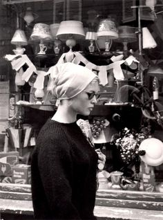 Brigitte Bardot de B B