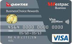 Quantas | Visa BusinessChoice Rewards |  Westpac