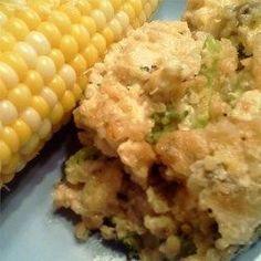 Quinoa Broccoli Casserole - Allrecipes.com