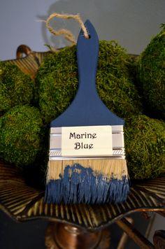 Shabby Chalk Paint Marine Blue