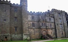 Considered one of the most haunted castles in Great Britain, Chillingham Castle was the first line of defence against a Scottish invasion during Edward I's reign. As a result, its history is quite violent and bloody. Many people were hanged, drawn and quartered here. The dungeons in particular are said to be a hotspot for paranormal activity.