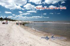 Ultimi giorni di playa in #Uruguay.  Scopri Santa Lucia del Este, tranquilla e familiare: http://ow.ly/Llt46