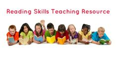 Reading Skills Teaching Resource - a range of activities to support reading for 14-16 year old students