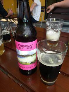 Dalla Scozia Colonsay 80 Ale