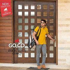 ¡Un día para vivir al estilo #GoCo! Con nuestras polos consigue ese look único que tanto te gusta. Somos #LaMarcaDelGorila. www.gococlothing.com #BeGoCo