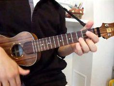 Crazy-G (solo ukulele) - YouTube