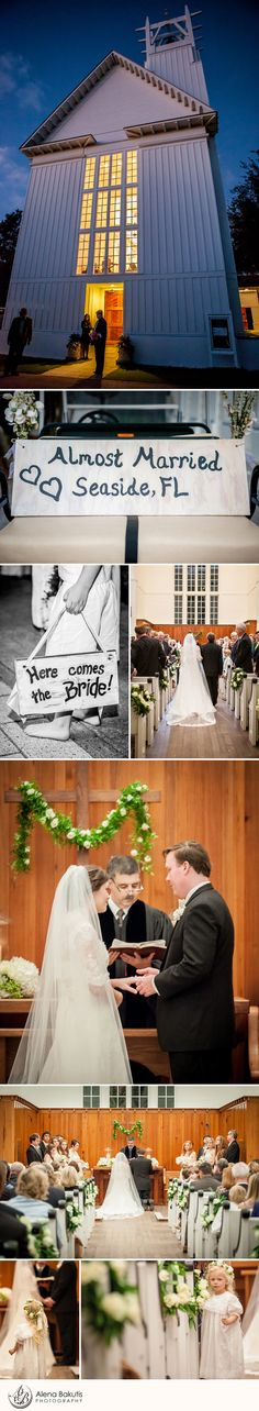 337 best Weddings - Seaside, Florida images on Pinterest | Southern ...