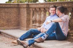 Casey Hendrickson captures Justin and Nathan& mutual adoration beautifully in our nation& capital. Lgbt Couples, Cute Gay Couples, Couples In Love, Bear Wedding, Lgbt Love, Engagement Photo Inspiration, Couple Halloween Costumes, Man In Love, Engagement Couple