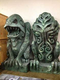 lovecraft lawn ornaments