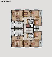 Apartment unit plans modern apartment building plans in 2013 free download spacious - Appartement duplex winder gibson architecte ...