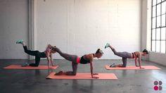Sweaty Betty Presents the Body by Simone Dance Cardio Workout