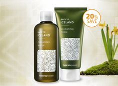 Iceland Moss Cleansing 2-Step set — THANK YOU FARMER