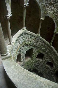 Stairway. S) Como escenario de historias...
