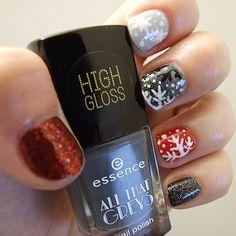 Winter Nail Winter Nails, High Gloss, Nail Polish, Nail Polishes, Polish, Manicure, Nail Polish Colors