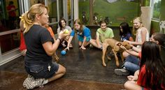 A More Humane Society - teaching kids kindness through animal care.