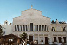 Padre Pio Pilgrammage Church, San Giovanni Rotondo, Italy