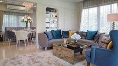 เศรษฐสิริ ปิ่นเกล้า-กาญจนาฯ บ้านเดี่ยวโครงการใหม่ จากแสนสิริ โทร. 1685 Outdoor Furniture Sets, Outdoor Decor, Dream Houses, Organizing, House Plans, House Design, How To Plan, Architecture, Interior