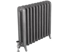 Peerless Cast Iron Radiator 550mm. Custom sizes/colours. From £29 per section.