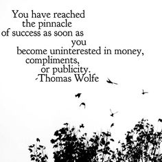 Thomas Wolfe Quotes Success