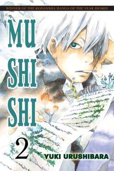 Mushishi, Volume 2 by Yuki Urushibara http://www.amazon.com/dp/0345496442/ref=cm_sw_r_pi_dp_zhMSvb0X0XP37