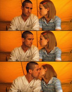The best Wes Anderson movie lines on love.