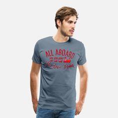 Love Train Sticker | Spreadshirt | Shirts, Lustige shirts, T