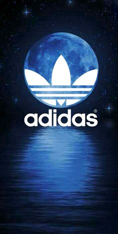 Adidas Backgrounds, Wallpaper Backgrounds, Iphone Wallpapers, Adidas Iphone Wallpaper, Wallpaper Telephone, Logo Nike, Adidas Design, Adidas Outfit, Black Wallpaper