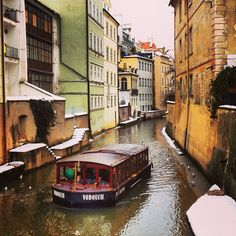 Little Venice  -- in Prague, CZ