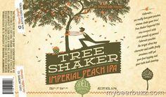 O'Dell Tree Shaker Imperial Peach IPA Returns