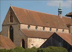 L'église des Récollets de Rouffach
