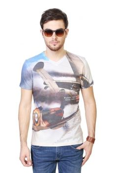 People White T Shirt