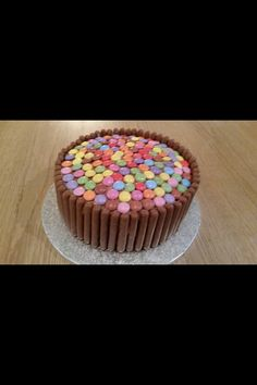 Smarty cake