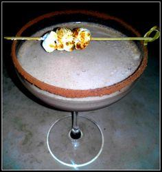 Chocolate Marshmallow -   Chocolate Marshmallow syrup, tres leches liquor and Alma de Agave añejo tequila.  YUM!