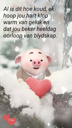 Pig Illustration, Illustrations, Cute Piglets, Pig Drawing, Afrikaanse Quotes, Goeie More, Little Pigs, Qoutes, Teddy Bear