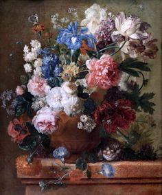Jan van Huysum. 1682-1749