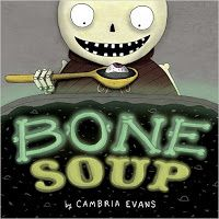 """Bone Soup""- a fun H"