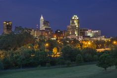 Raleigh North Carolina - voted one of the best cities to live in!