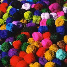 Colors of Guatemala #proofwoodcolor