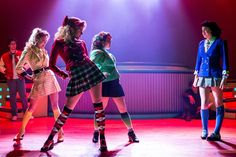 11-14. Hottest Teen Queens: Barrett Wilbert Weed, Jessica Keenan Wynn, Elle McLemore, and Alice Lee (Veronica and the Heathers, Heathers: The Musical)
