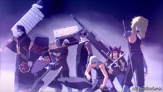 Naruto Storm 4: New DLC Team Ultimate Jutsu Confirmed – Saiyan Island