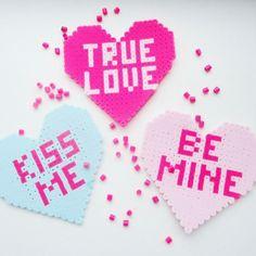 Valentine Perler Bead Patterns