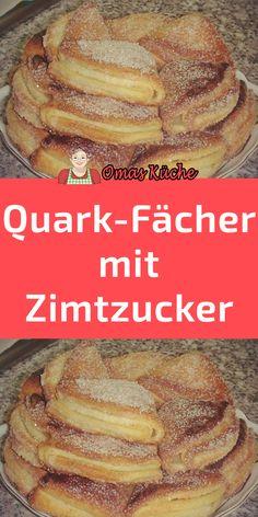 Quark Recipes, Baking Recipes, Cake Recipes, Delicious Desserts, Yummy Food, Caramel Recipes, How Sweet Eats, Food Cakes, Yummy Cakes