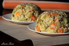 Potato Salad, Panna Cotta, Muffin, Potatoes, Breakfast, Ethnic Recipes, Mai, Food, Diet