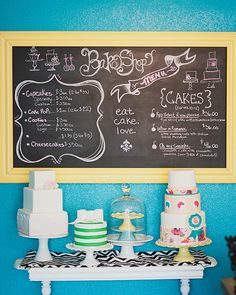 Shannon Star with Layered Bake Shop shares why custom cake design is the way to go for your wedding day!