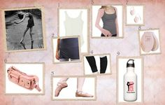 Eco-friendly and vegan ballet shoes and other dance accessories
