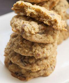 Oatmeal Date Cookies - Bake or Break