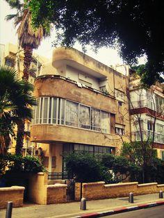 Tel Aviv Bauhaus                                                                                                                                                                                 Mehr